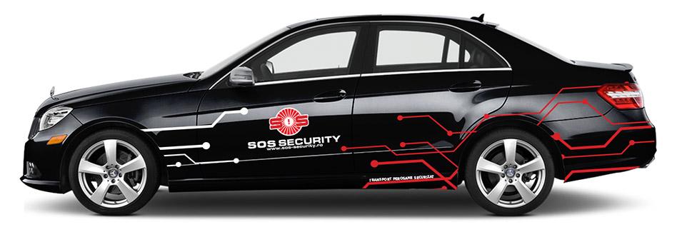 transport securizat persoane si VIP